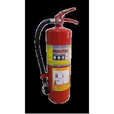 เติมน้ำยา ดับเพลิงเคมีแห้ง RATING 10A40B ขนาด 15 ปอนด์