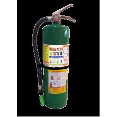 เครื่องดับเพลิงNFSสูตรน้ำ ชนิดถังเขียว (Low Pressure Water Mist) ขนาด 10 ปอนด์ - RA0819