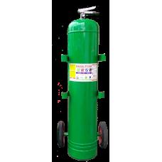 เครื่องดับเพลิง สูตรน้ำ NASA FIRE ชนิดถังเขียว (Low Pressure Water Mist) ขนาด 50 ปอนด์ - RA0821