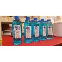 เเอลกอฮอลฆ่าเชื้อโรค NFS Alcohol Sanitizer 75% ขวด 430 ml