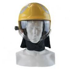 หมวกดับเพลิงเต็มใบ รุ่น STFH-02Y สีเหลือง,สีแดง