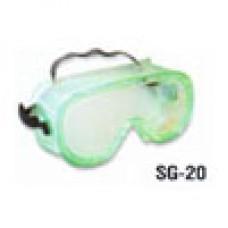 แว่นครอบตานิรภัย SG20