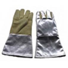 ถุงมือ ALUMINIZED